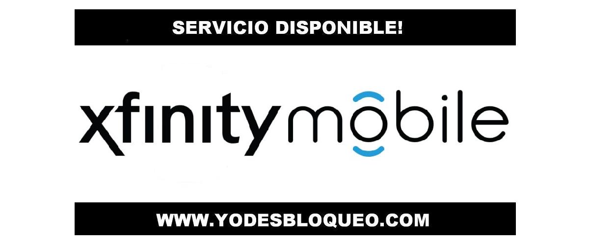 XfinityMobile cómo desbloquear celular Xfinity Mobile